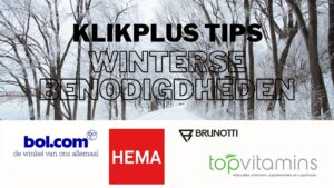 Lees meer over het artikel Snowboots, slee of nieuwe muts? Bestel het via Klikplus
